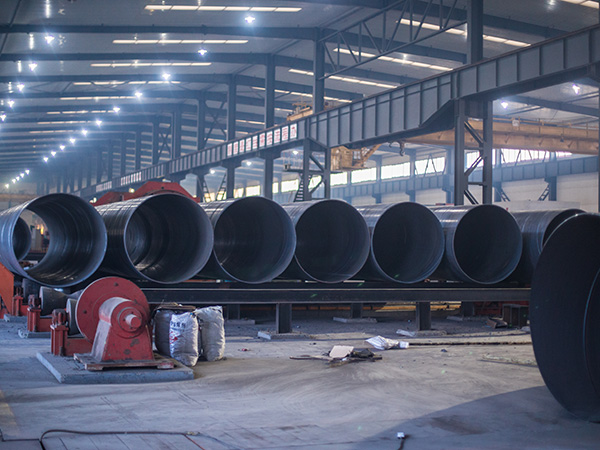 SSAW Steel Pipe China Professional Manufacturer