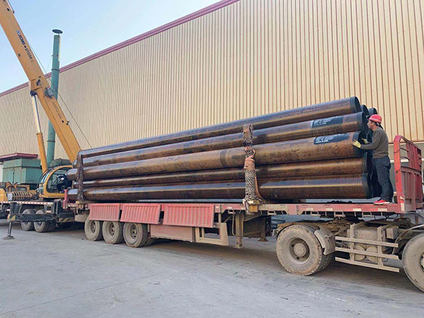 LSAW Steel Pipe  LSAW China Professional Manufacturer