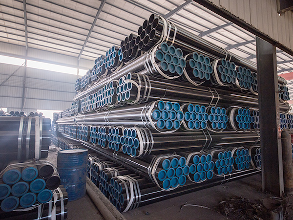 ERW Steel Pipe China Professional Manufacturer
