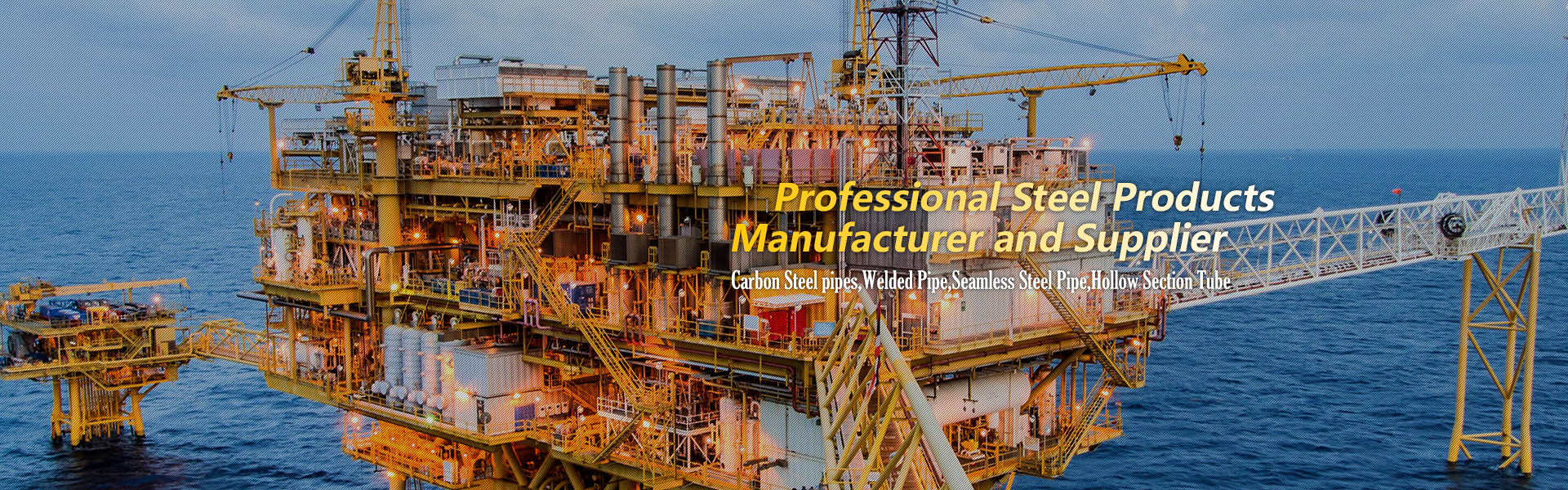Joho is china professional steel products stockiest manufacturer and supplier.We can produce welded pipe,seamless steel pipe,hollow section tube, oil tube & casing, according to your requirements.