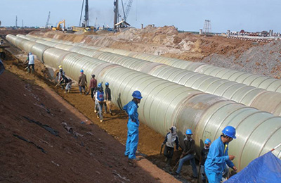 Project For National Pipeline